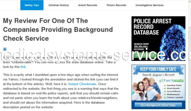 Background Check Free Criminal Record >> Reliable Background Checks Security Check How To Unblock